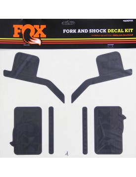 Fork and Shock Heritage Decal Kit